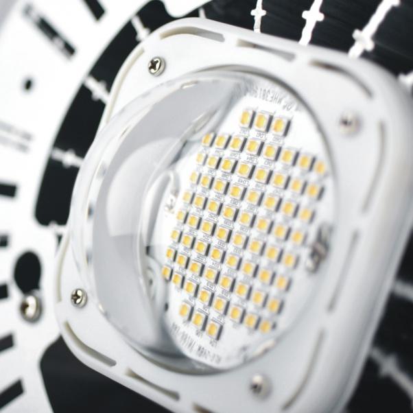 Luz Warehouse, luz Taller, luces LED de gran altura, luces industriales, alta luz de la bahía