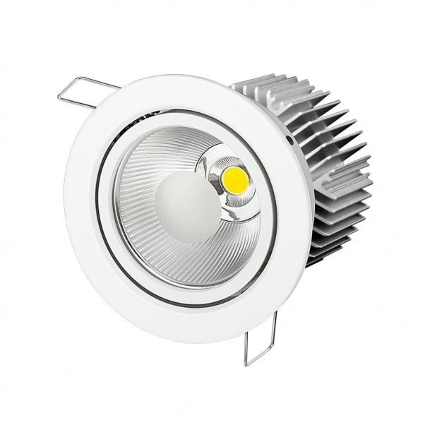 COB abajo luz, luz de techo COB, luz COB, COB abajo de luces, COB LED abajo se enciende