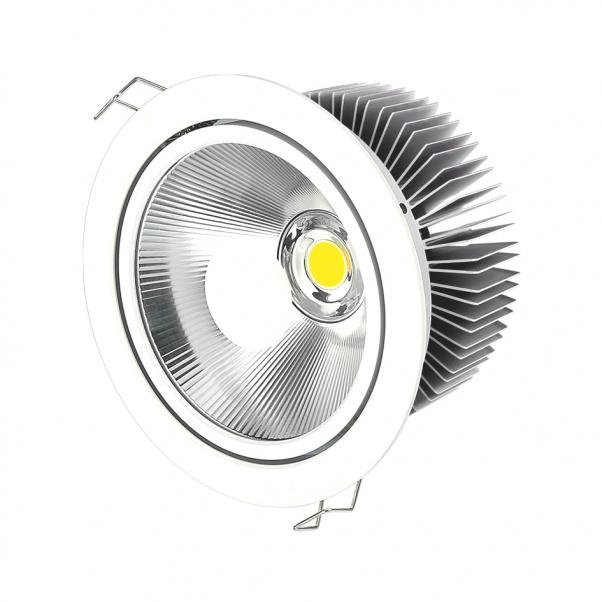 COB abajo de luz, valor abajo de luz super, la luz de cuadrícula abajo, COB fábrica abajo de luz, LED abajo se enciende