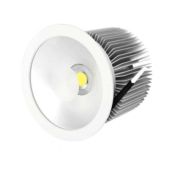Luz COB techo, COB de Down Lights, Led luces del gabinete, la iluminación LED del gabinete, luz llevada del punto
