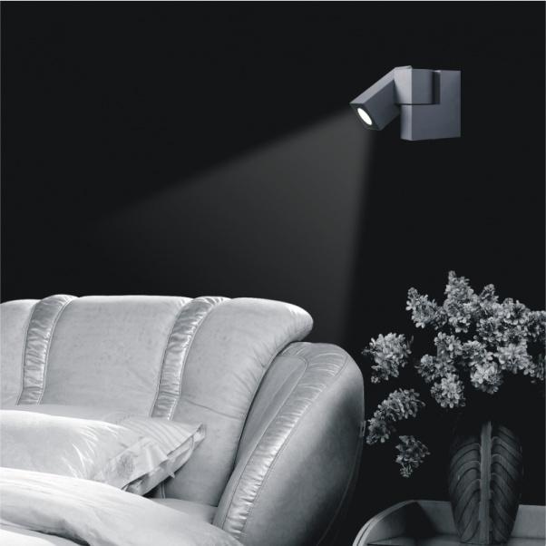 Lámpara de pared LED, llevó la luz de la pared, junto a la cama derecha lámpara de pared, lámpara de pared de la cabecera izquierda, Led Goose Neck Light Reading