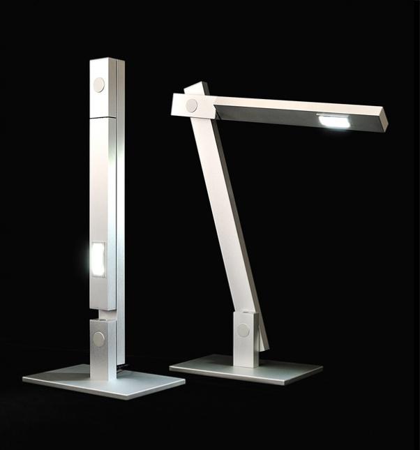 Luz de mesa LED, Luz de lectura, luz Mesa plegable, ligero ordenador, luz de lectura LED