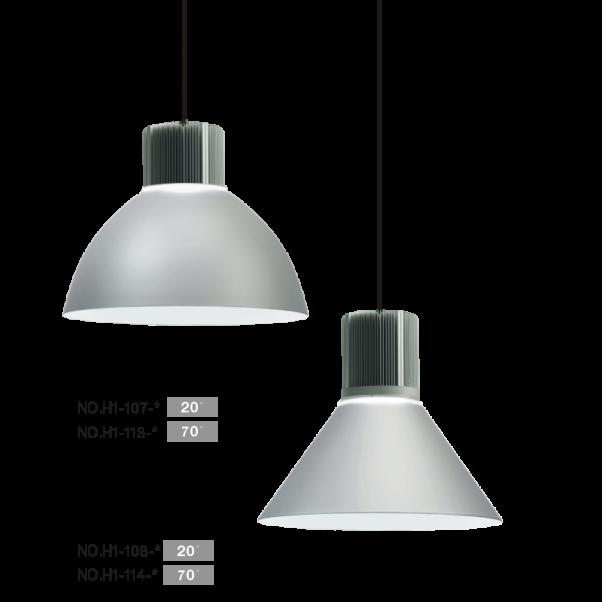 LED de luces de gran altura, alta luz de la bahía, las luces de alta bahía, luz del túnel, de alta potencia luces de gran altura