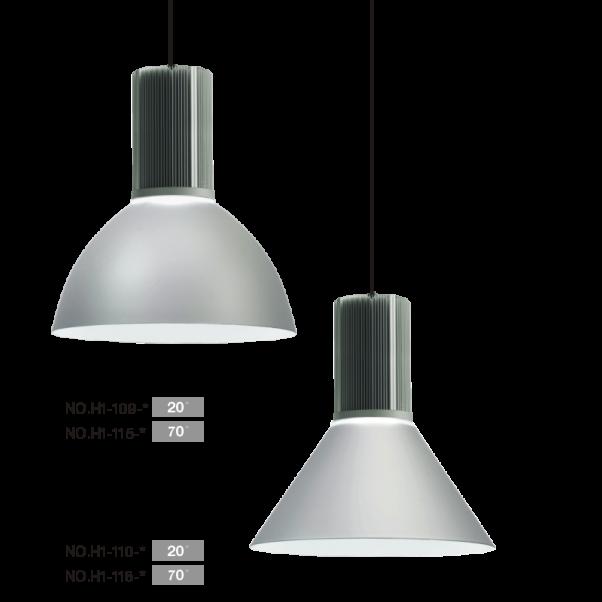 LED de alta luces de la bahía, luz Warehouse, luces de alta potencia de gran altura, la industria y la minería luces, luz del túnel