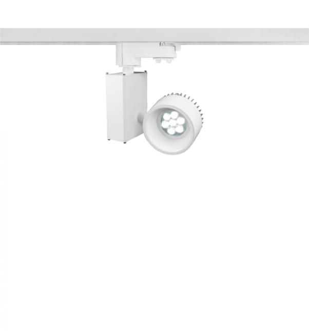 Luces de la pista de alta tensión, luces LED de la pista de alta tensión, de un solo circuito de vía de luz de alta tensión, de 3 carriles de luz de alta tensión, la luz de pista, la luz del punto
