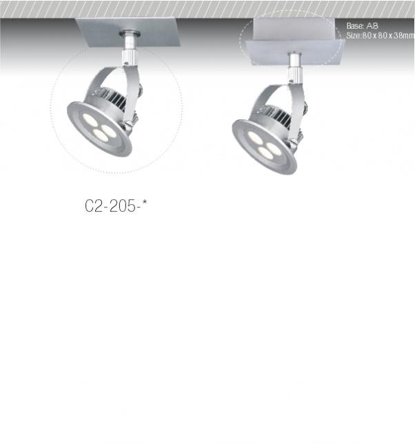 Suministro de abajo de la luz eléctrica integrada, el valor abajo de luz super, Cuadrícula luz hacia abajo, la luz de plástico hacia abajo, Aluminio abajo luz