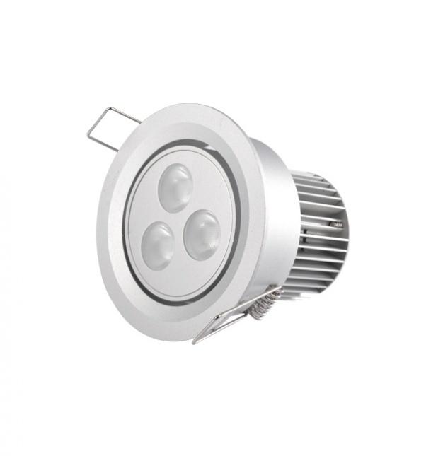 Fábrica de la luz llevada del punto, punto de la fábrica de luz, luces del punto de fabricación, focos LED, punto abajo se enciende