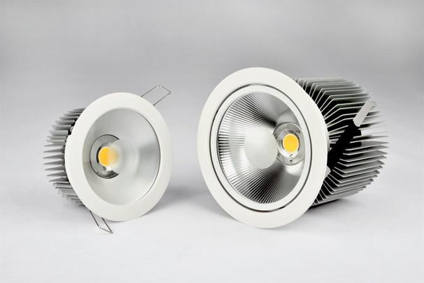 COB Por luz fabricante