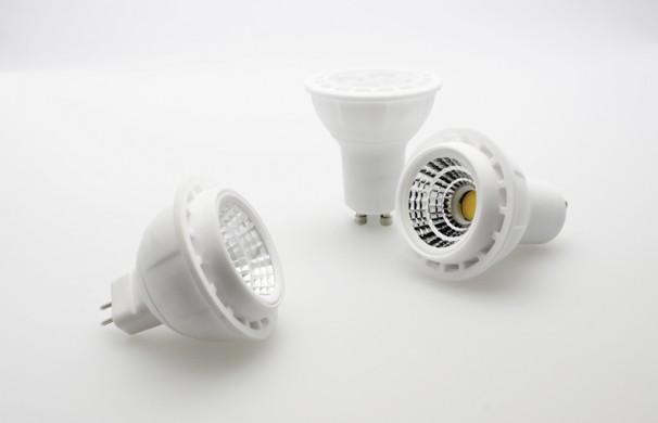 Lámpara LED MR 16 Proveedor